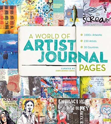 a-world-of-artist-journal-pages