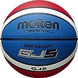 molten(モルテン) ミニバスケットボール用 5号球 BGJ5C