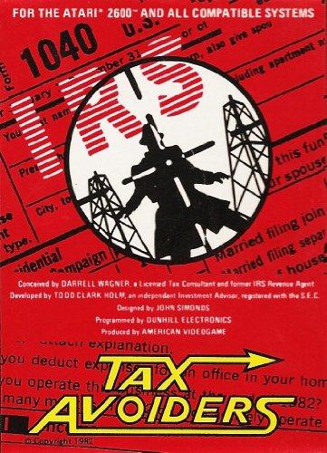 Tax Avoiders (Atari 2600)