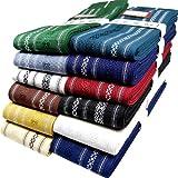 角帯(男帯)綿献上【12色】着物や浴衣や袴下の帯