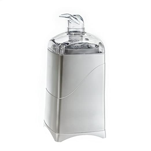 Whisper Premium Silent Misting Diffuser (Silver)