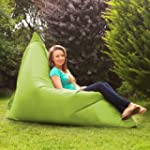 BAZAAR BAG � - Giant Beanbag LIME GRE...
