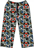 Boys Batman lounge pants, Boys pj bottoms, Boys nightwear, 7 - 13 years