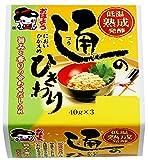 おはよう納豆 通の納豆ひきわりミニ3(40g×3) 6個入