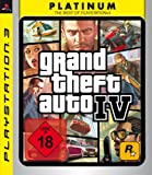 GTA - Grand Theft Auto 4 Platinum (PS3) (USK 18)