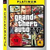 "Grand Theft Auto IV [Platinum]von ""Rockstar Games"""