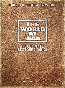 The World At War: The Ultimate Restored Edition 2010 [DVD] [1973]