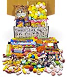 Retro Sweets Mega Gift Box: Jam Packed With Over 60 of the...