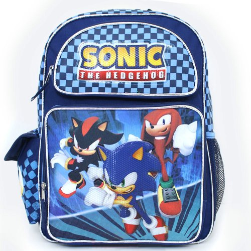 Accessory Innovations Sonic The Hedgehog Backpack