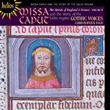 Various: Spirits of England & France Vol.4 (Missa Caput/ Story of The Salve Regina)