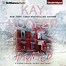 Haunted: Bishop/Special Crimes Unit, Book 15 (       UNABRIDGED) by Kay Hooper Narrated by Joyce Bean