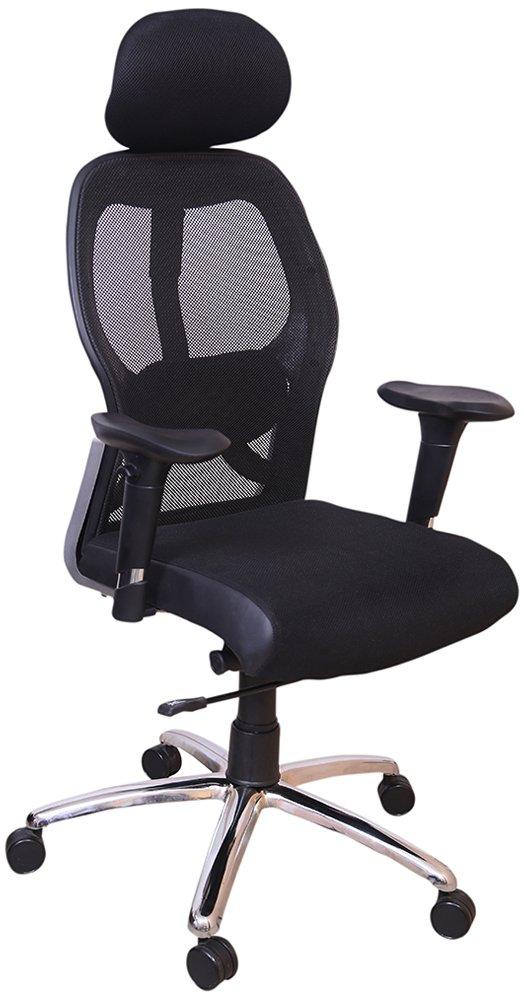 kings matrix mat 01 l high back office chair black amazonin home kitchen buy matrix mid office