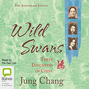 wild swans jung chang Summary: in this memoir, jung chang recounts the lives of herself, her mother,  and her grandmother growing up in pre-communist,.