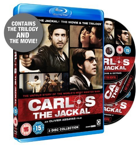 Carlos The Jackal Movie 2010 Carlos The Jackal The Movie