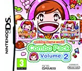 Cooking Mama Double Pack Volume 2 with Cooking Mama 3 and Hobbies and Fun (Nintendo DS)