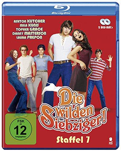 Die wilden Siebziger! - Die komplette 7. Staffel (2 Blu-rays)