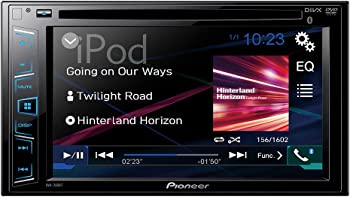 Pioneer AVH-270BT In-Dash DVD Receiver
