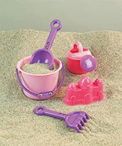 Buy Small World Toys - Small World Toys 5 Piece Princess Sand Set