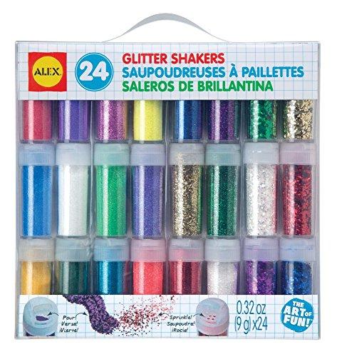 alex-toys-artist-studio-24-glitter-shakers
