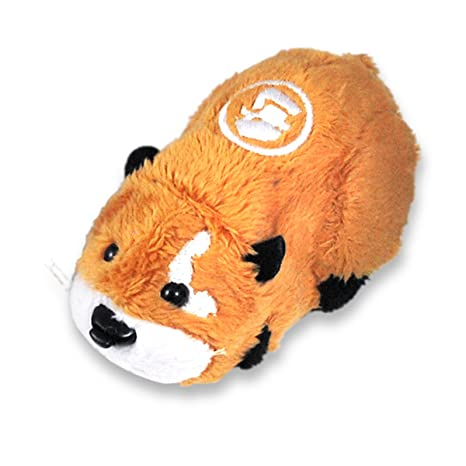 Kung Zhu Pets - 2861 - Peluche - Hamsters Ninjas - Azer