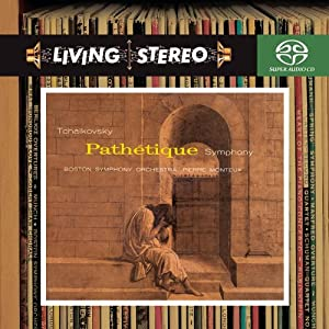 Tchaikovsky: Symphony No. 6 Pathetique