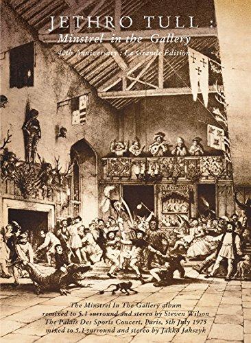 Jethro Tull - Minstrel In The Gallery 40th Anniversary La Grande Édition (2cd/2dvd) - Zortam Music