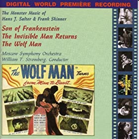 Son of Frankenstein (recons. and orch. J. Morgan): The Message