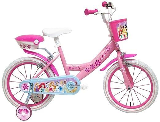 """OEM Systems Disney Princess Vélo pour enfant avec roues de 40cm (16"""")"""