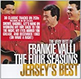 The Four Seasons Frankie Valli Jersey's Best: The Very Best of Frankie Valli & The Four Seasons by Frankie Valli, The Four Seasons (2008) Audio CD