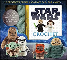 Star Wars Crochet (Crochet Kits): Lucy Collin: 9781626863262: Amazon