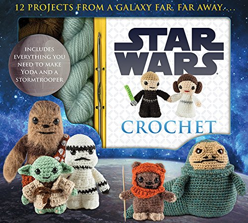 Star Wars Crochet Kit and Pattern Book