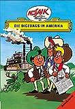 Mosaik von Hannes Hegen: Die Digedags in Amerika, Amerika-Serie Bd. 1