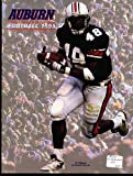 img - for Auburn University Football Media Guide 1995 book / textbook / text book