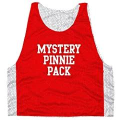 Mystery Graphic Pinnie 4 Pack