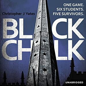 Black Chalk | [Christopher J. Yates]