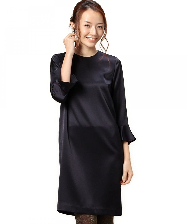 Amazon.co.jp: (ビューティアンドユースユナイテッドアローズ) BEAUTY&YOUTH UNITED ARROWS BDT TA/E STN FRL/SL 97 16262152557 79 Navy フリー: 服&ファッション小物通販