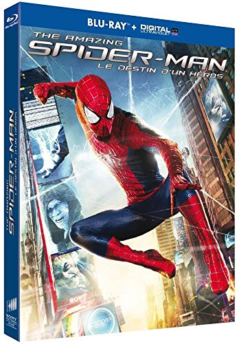 The Amazing Spider-Man 2 : Le destin d'un héros [Francia] [Blu-ray]