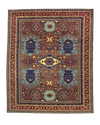 Bashian Rugs Pak Tribal Rug, Brown, 8' 6 x 10' 2