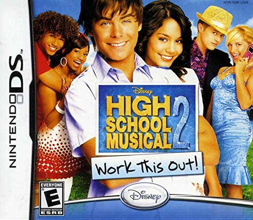High School Musical 2: Work This Out - Nintendo DS - 1