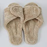HAON Multi-functional bath mat and shower rug (Manual Dryer) (Slipper Only - Beige)