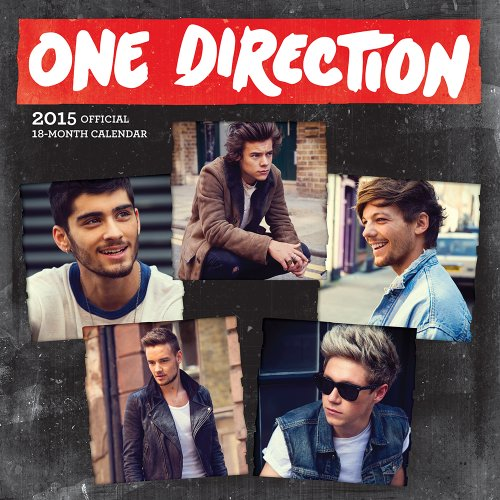 One Direction 2015 Square 12X12 Plato