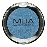 MUA Professional Make Up Range-Pigmented Pearl Eyeshadow-Shade 31-Blue