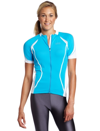Buy Low Price Gore Women's Oxygen FZ Jersey (SOXYGL)