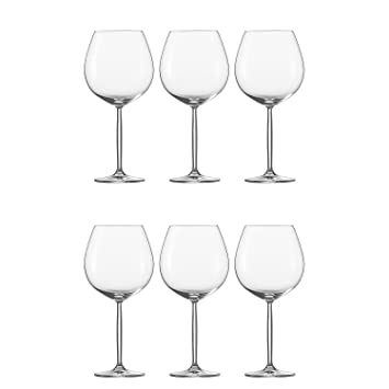 Schottzwiesel7544225divacoffret dede6verres vincristaltransparent83 9cl cuisine maison ee286 - Schott cuisine ...
