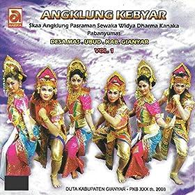 Amazon.com: Angklung Kebyar, Vol. 1: Mas. Ubud: MP3 Downloads