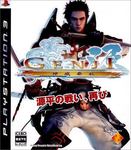 SCE [PS3] GENJI ����������� BCJS-30002 �μ̿�