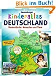 Ravensburger Kinderatlas Deutschland:...