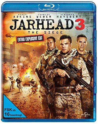 Jarhead 3 - Die Belagerung [Blu-ray]