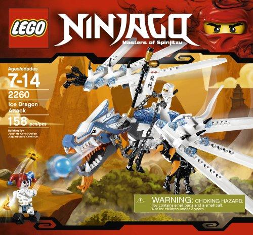 Imagen de LEGO Ninjago Ice Dragon Attack 2260