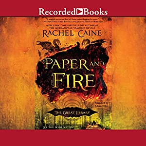 Paper and Fire Audiobook